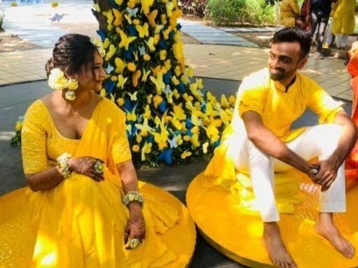 જયદેવ ઉનડકટે રિની સાથે કર્યાં લગ્ન